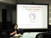H23.06.08 Sakura Seminar2011 1