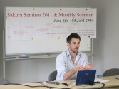 H23.06.15 Sakura Seminar1