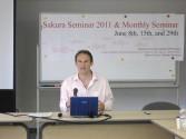 H23.06.15 Sakura Seminar4
