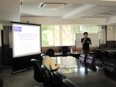 H23.07.06 GCOE28th Monthly Seminar  1