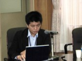H23.10.13 1.New CNDC Students' Ph.D Thesis Introdution Reports 4