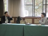 H23.10.15 1.Presentation from our Overseas Partner Institution,Yonsei University 6