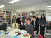H24.1.26 Hitotsubashi University CGraSS―Tohoku University GEMC Exchange Meeting 3