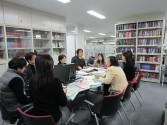 H24.1.26 Hitotsubashi University CGraSS―Tohoku University GEMC Exchange Meeting 1