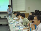 H24.07.25 Exchange Meeting with Chinese Academy of Social Sciences (1)