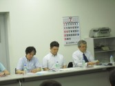 H24.07.25 Exchange Meeting with Chinese Academy of Social Sciences (3)