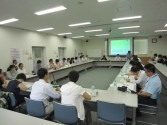 H24.07.25 Exchange Meeting with Chinese Academy of Social Sciences (5)