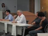 """H24.08.27 """"Law and Science"""" Seminar & GCOE Seminar (12)"""