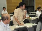 """H24.08.27 """"Law and Science"""" Seminar & GCOE Seminar (11)"""